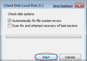 0x8007045D Error Fix