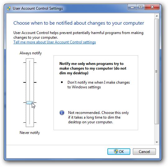 createprocess failed code 740 Error Fix