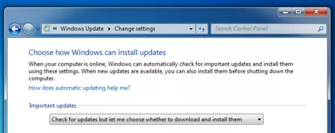 stop windows 10 from auto-downloading