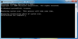 fix corrupt windows system files