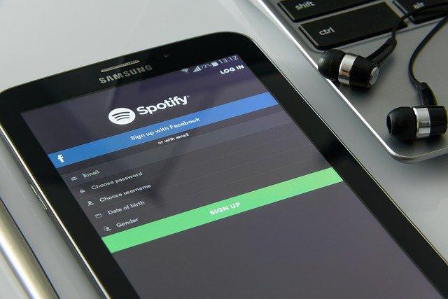Spotify won't play